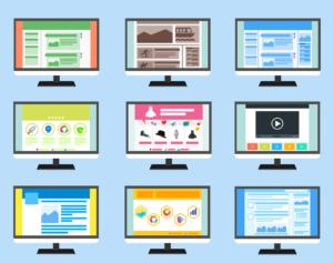 WEBサイト、メディアの運営